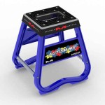 Blue Autism MX Stand